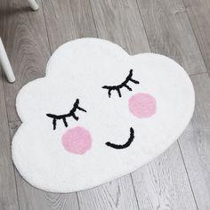 Sass & Belle Sweet Dreams Cloud Bath Mat | Lisa Angel £15