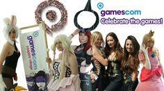 Hier haben wir mal eine kleine Bildergallerie der Cosplays und Messe-Ladys, die uns auf der #Gamescom 2013 über den Weg gelaufen sind, zusammengestellt.