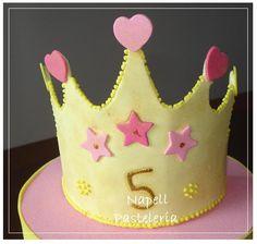 Adorno corona Princesa