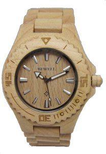Houten Horloge Carpo (Maple)