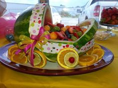 watermelon baby carriage (picture only)