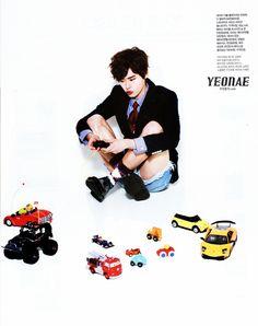 Lee Jong Suk - Singles Magazine June Issue '13