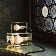 Modern Design: Block Lamp by Design House Stockholm Swedish Style, Swedish Design, Scandinavian Design, Design House Stockholm, Design3000, Suspension Design, Luminaire Design, Lamp Design, Black Lamps