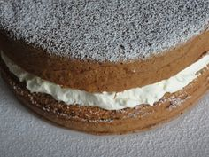 I have many fond memories of the good old fashioned sponge cake, as it was something I grew up having for afternoon tea at my Grandparents . Delicious Cake Recipes, Yummy Cakes, Sweet Recipes, Dessert Recipes, Cupcake Recipes, Sponge Recipe, Sponge Cake Recipes, Aussie Food, Chocolate Sponge
