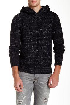 DKNY Jeans   Long Sleeve Fleece Lined Hoodie   Nordstrom Rack