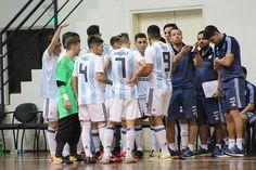 ARGENTINA  | La Selección Argentina #Sub18 dirigida por Diego Giustozzi vence a Paraguay 3-1 y se clasifica como primera de grupo. El Jueves le espera #Venezuela ️ . #ProneoSports #ProneoCoach #ProneoTeam #ProneoFutsal #EliminatoriasJJOO #Futsal #FutsalTime