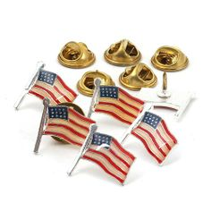 Awesome Show Your USA Pride This Flag Day With Our USA Flag Pins! #USA #