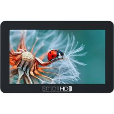 """SmallHD FOCUS 5"""" On-Camera IPS Touchscreen Monitor with D..."""