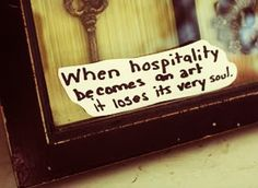 It's all about Southern Hospitality. ☀CQ #southern