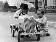 Young Motorists Photographie sur AllPosters.fr
