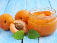 Confiture d'abricots à la menthe  - Marmiton
