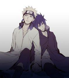 Naruto#Sasuke