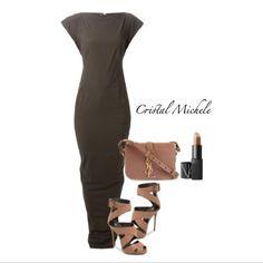 #RickOwens dress #GiuseppeZanotti heels #SaintLaurent #YSL purse #NARS cosmetics  #fashiongram #fashionista #fashionblog #fashionblogger #fashionstylist #fashiontrends #fashionaddict #streetwear #streetstyle #streetfashion #hautecouture #style #stylist #styleblogger #styletrends #styledbyme #igstyle #instafashion #outfits