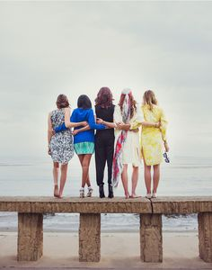 Want a pic like this, on a girls trip, with my BFF's  Dressed at Four Seasons {Giveaway} | Damsel in Dior