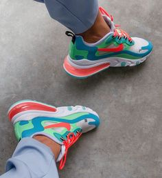 28 Best Nike Air Max 270 React images | Nike air max, Air