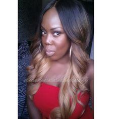 Hair later by and coloured Diamond Dolls Beauty. Custom made unit using straight Peruvian Famoushair over 7 months old