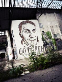 #Berlin #Graffiti #RockIsSponge