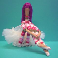Тильда кукла - 3 Сентября 2011 - Кукла Тильда. Всё о Тильде, выкройки, мастер-классы. cute doll - picture  but no instructions!.
