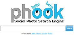 photo + book = Phook, il motore di ricerca tutto italiano per cercare immagini social  via @Esserci_  #ffsocial