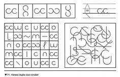 Fejlesztés - Kiss Virág - Picasa Webalbums Fine Motor, School, Occupational Therapy, Graphic Design, Children, Kindergarten, Fine Motor Skills