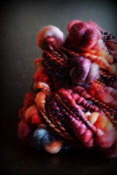 Le Tour du Monde en 80 laines : La Sicile écheveau de laine filée main