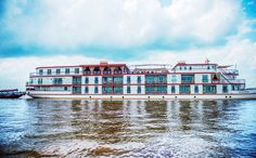 6-day food inspired cruise down the Mekong River - Room with a view on the Jahan