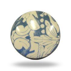 Ceramic Saint Nicolas Knob