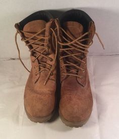 Men's Beige Insulated Hunting Work Boots Size 9, Made In Romania #Unbranded #WorkSafety