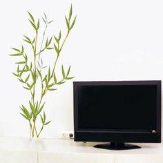 Adesivo de Parede Bambu | Grudado