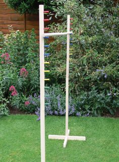 Giant Outdoor Games DIY | Garden Limbo Game - Ebeez.co.uk