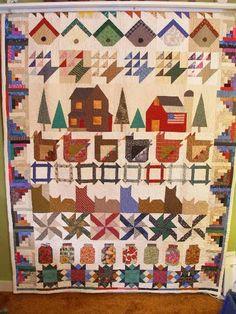 Afbeeldingsresultaat voor Row to Row Quilts