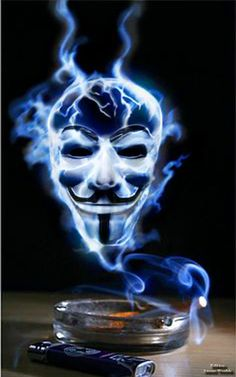 #Anonymous Art Of Revolution Edition AnonzWorldz