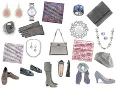The Vivienne Files: Cool weather Capsule Wardrobe in soft grey, navy and pastels