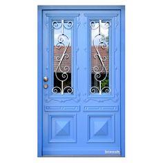 historische Haustüren aus Holz, Granada 130 Granada, China Cabinet, Locker Storage, Windows, Doors, Inspiration, Home Decor, Porch Roof, Handmade