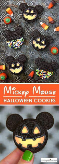 Mickey Mouse Hallowe