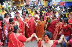 Sindur Khela Durga Utsav
