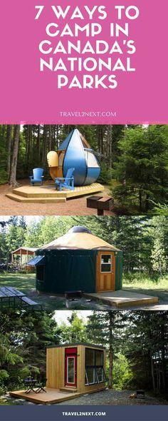 7 ways to camp