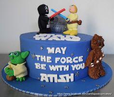 Star Wars Cake !!