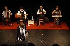 """""""MI MUNDO ES ALEGRE"""" Sensacional Orquesta Lavadero Foto: Ida Vega Iluminación Felisa Vargas"""