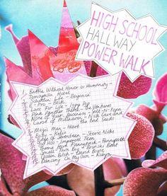 High School Hallway Power Walk Playlist!