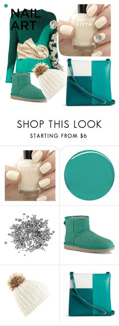 """""""Untitled #81"""" by sz-judith ❤ liked on Polyvore featuring beauty, Delpozo, Zoya, Burberry, UGG, Vera Bradley and Uniqlo"""