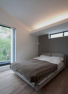 Interior Windows, Japanese House, Image House, Bungalow, House Design, Interior Design, Modern, Minimalism, Furniture