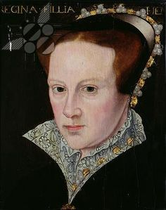 Mary I, Queen of England | by lisby1