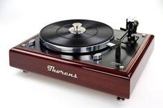 Thorens TD 166 J Plattenspieler Turntable Designerstück revidiert | eBay