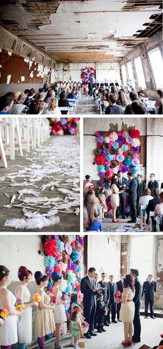 DIY Crafty wedding