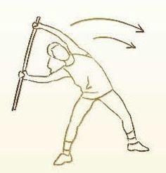 """Movimentos para afinar a cintura e para se livrar dos """"pneuzinhos""""Se deseja modelar a cintura, eliminando os """"pneus"""" decorrentes do excesso de gordura abdominal, faça os seguintes exercícios:1.Em p…"""