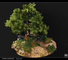 [UDK] Organics & Foliage Study - Polycount Forum