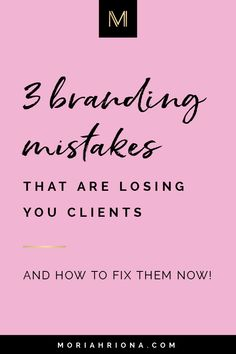 Brand Identity: The 3 Biggest Mistakes Small Businesses Make With Visual Branding Graphic Design Tips, Graphic Design Branding, Advertising Design, Graphic Designers, Photographer Branding, Online Entrepreneur, Brand Identity Design, Creative Business, Business Tips