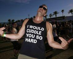Best T-Shirts the Dudes Are Wearing to Coachella Coachella Men, Coachella Style, Do Men, Skater Style, Cool T Shirts, Funny Tshirts, Tank Man, Babe, Menswear