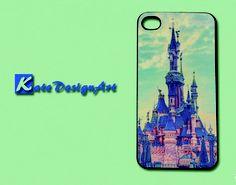 Cinderella's Castle iPhone 4 Case